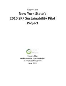 NYSSRFpilotprojectreportCover
